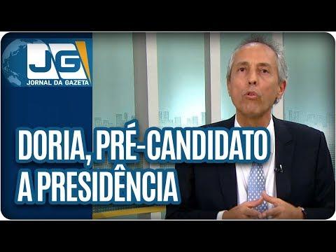 Bob Fernandes/Pré-candidato a presidência, Doria ensina como governar pelo celular e WhatsApp