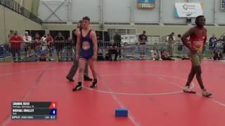 76 Consi-Semis - Edmond Ruth (Iron Eagle, Harrisburg, PA) vs. Michael OMalley (Apex)