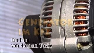 Fahrzeug-Generator (Filmausschnitt)