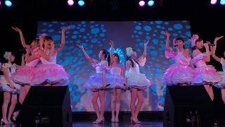 20170423【世界初公開】【1部】【最前列センター】ふわふわ 4th シングル『恋花火』