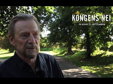 Jesper Christensen er Kong Haakon VII i KONGENS NEI