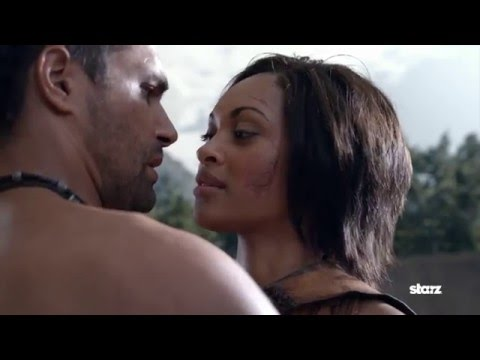Spartacus: Vengeance | Episode 8 Clip: You Learn Quickly | STARZ