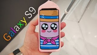 Няшный Galaxy S9