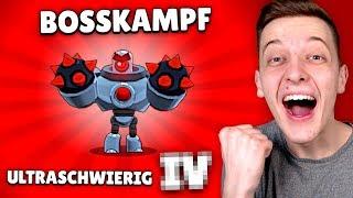 BOSS ROBOTER ZERSTÖREN MIT 2 PRO SPIELERN! *BOSSKAMPF REKORD* 😍 | Brawl Stars deutsch