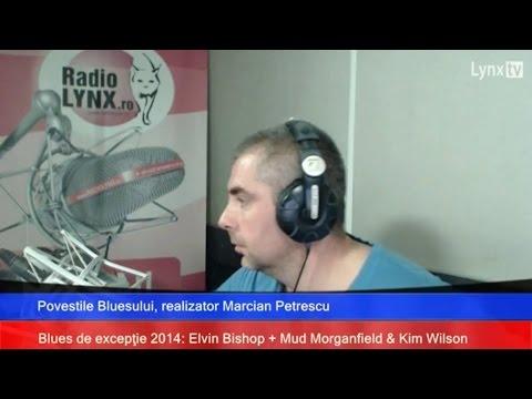 Blues de excepţie 2014: Elvin Bishop + Mud Morganfield & Kim Wilson (www.RadioLYNX.ro)