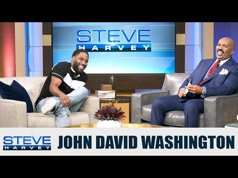 Denzel my daddy!!! || STEVE HARVEY
