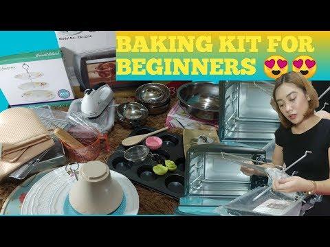 Baking Equipment For Beginners