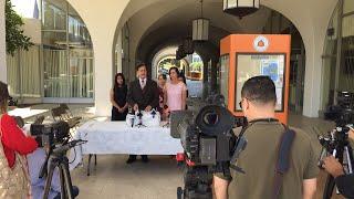 Gia đình Phuong Nguyen họp báo. Đã bị bắt giam.
