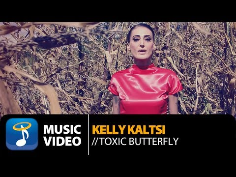 Kelly Kaltsi - Toxic Butterfly (Official Music Video HD)