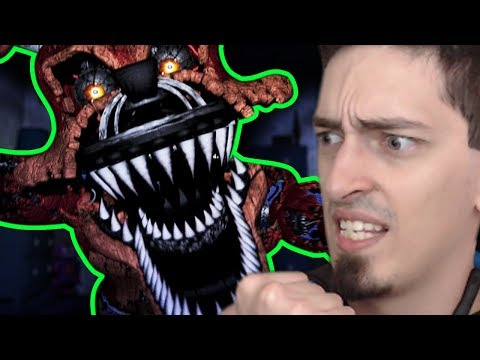 MODO 20/20/20/20 COMPLETO!!! - FIVE NIGHTS AT FREDDY'S 4 thumbnail