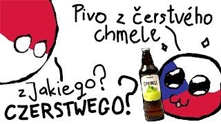 Špringl od Primatora, czyli piwo z czerstwego chmielu