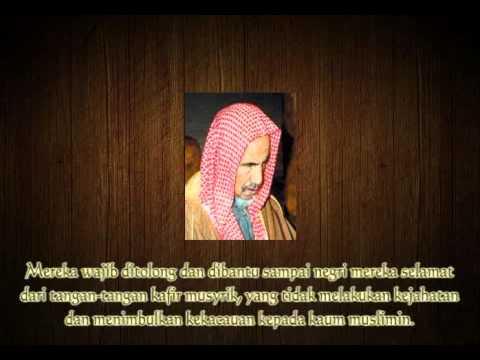 Fatwa Syaikh bin Baz Mengenai Rezim al-Assad [Video]