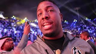 DEAN WHYTE REACTS TO ANTHONY JOSHUA BECOMING 2X WORLD CHAMP AFTER BEATING ANDY RUIZ IN SAUDI ARABIA