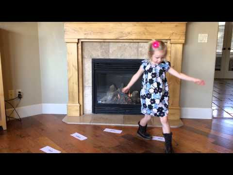 Musical Sight Words Game