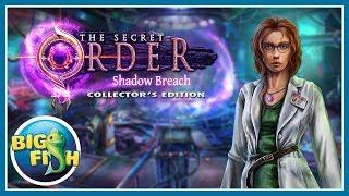 The Secret Order: Shadow Breach Collector
