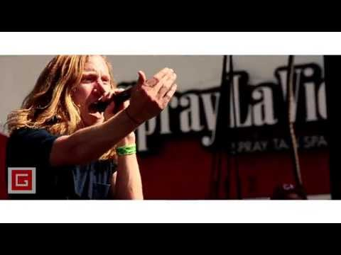 "Asher Roth - ""Be By Myself"" (Live at SSMF '13)"