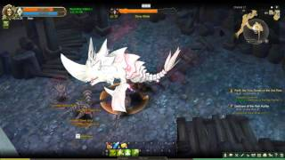 Tree Of Savior Steam - Swordsman (Circle 2) vs Stone Whale lv.19
