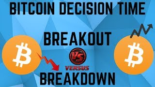 BITCOIN DECISION TIME! Breakout to 4200 or Bear Market Elongation? BTC Technical Analysis