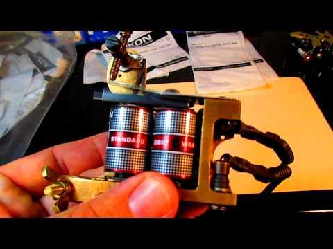 solid brass eikon tattoo machine for barter
