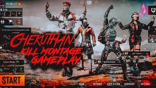 Chekuthan | Ribin Richard X Nihal Sadiq-Chekuthan | PUBG MOBILE |Kill Montage Gameplay | Thedingamer