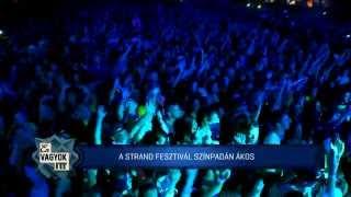 ÁKOS @ STRAND Fesztivál 2015 :: Live Stream