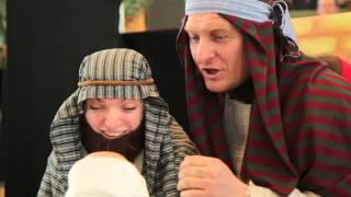 """Рождественская постановка группы из церкви """"Эммануил"""", г. Кишинева"""