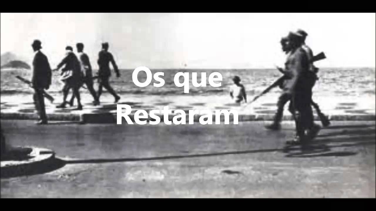 Resultado de imagem para os dezoito do Forte de Copacabana