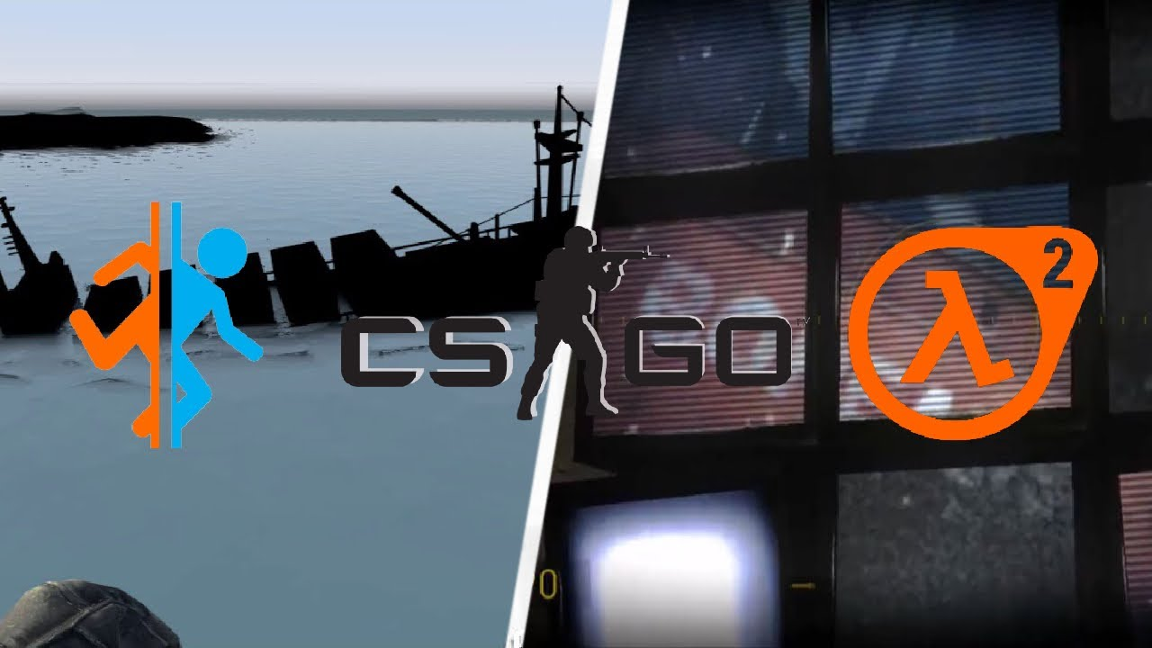 Csgo New Portal Half Life Easter Eggs In Update