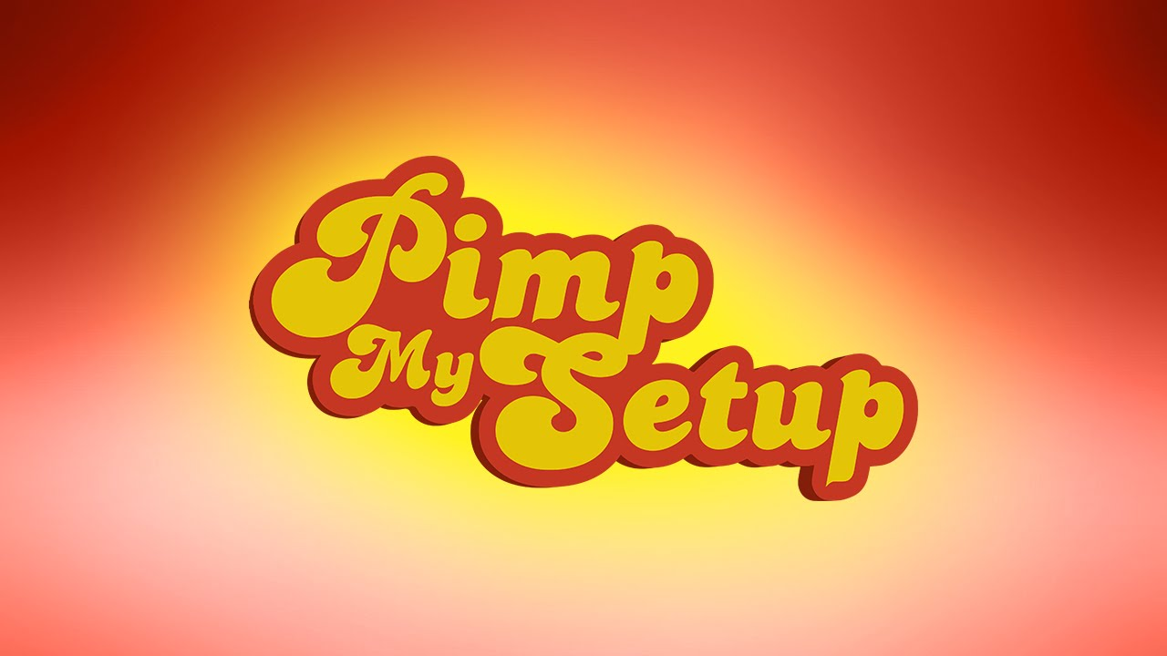 pimp my setup is back youtube. Black Bedroom Furniture Sets. Home Design Ideas