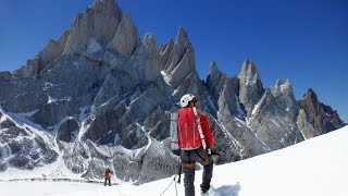 Patagonia Alpine Climbing NZ Alpine Team Expedition 2015