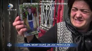 Stirile Kanal D (15.03.2021) - Copil mort dupa un joc periculos! | Editie de seara