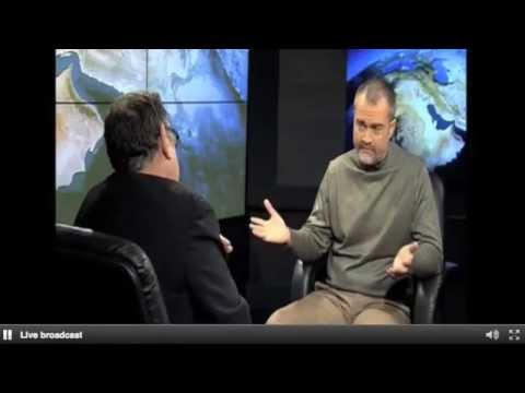 Gilad Atzmon on Ken O'keefe's Middle East PTV pt2
