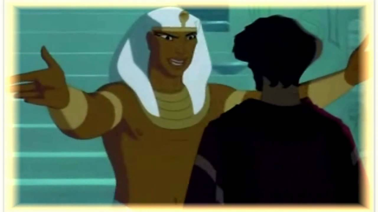 Prince of Egypt [Ramses & Moses] - YouTube