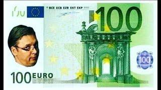 Dobili ste broj za sto evra 0800/101-100