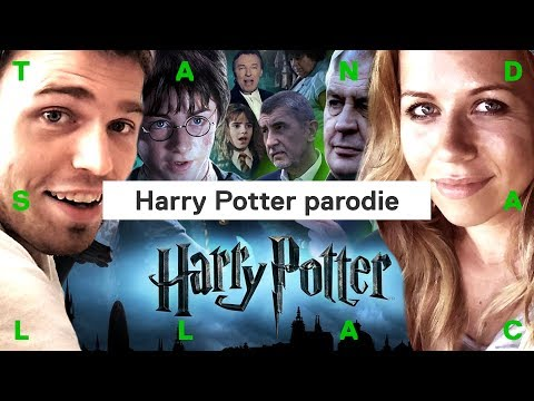 Bortíme Karla Gotta v trendech. Rozhovor s tvůrci parodie Harry Potter a Kámen mudrců