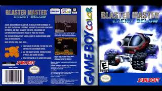 Blaster Master: Enemy Below (Metafight EX) (GBC): 07 - Area 4