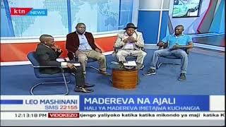 Hali ya Madereva katika barabara | Leo Mashinani