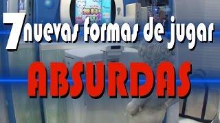 7 NUEVAS FORMAS DE JUGAR ABSURDAS