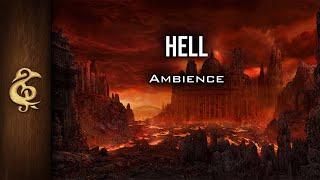 D&D Ambience | Hell | Cries, Agony, Despair, Demons, Devils, Magma, Avernus