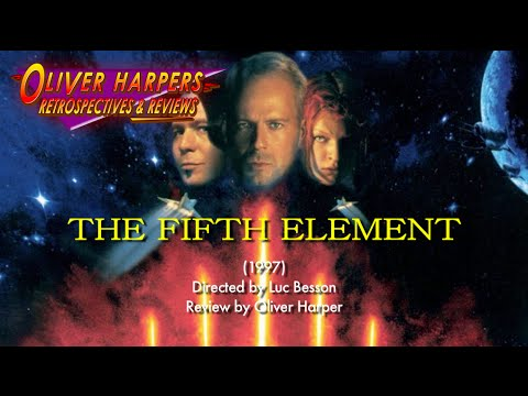 The Fifth Element 1997 Retrospective Review Youtube