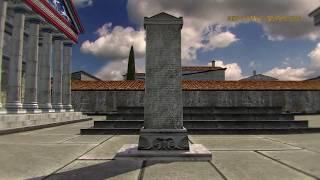 3D реконструкция Херсонеса / первые века н.э.