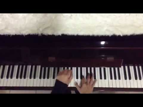 Vierratale - Cinta Butuh Waktu - Piano Cover + Chords