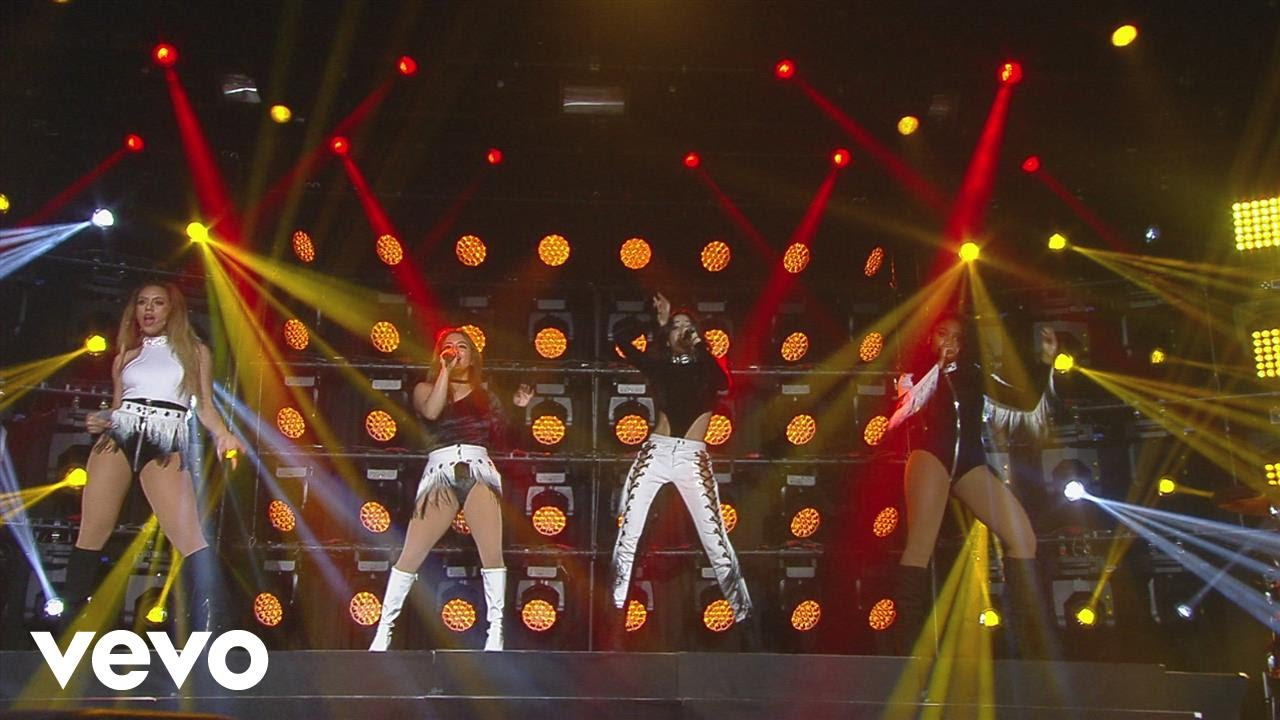 Fifth Harmony — Sledgehammer (Live at FunPopFun Festival)
