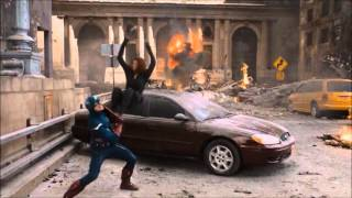 Marvel's The Avengers Music Video (Imagine Dragons - Radioactive)