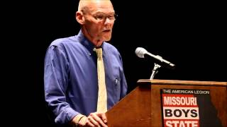 James Carville on Gay Marriage