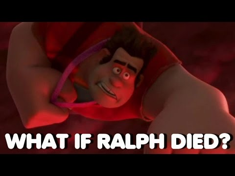 What If Wreck It Ralph Ended Like This |   Wreck It Ralph Alternate Ending |   Tear Jerker
