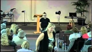 John Burton Teaching - Port Perry Canada 2014