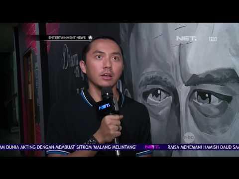 Terkenal Sebagai Komedian, Ini Cerita Omesh Membawakan Acara Jakarta Kece