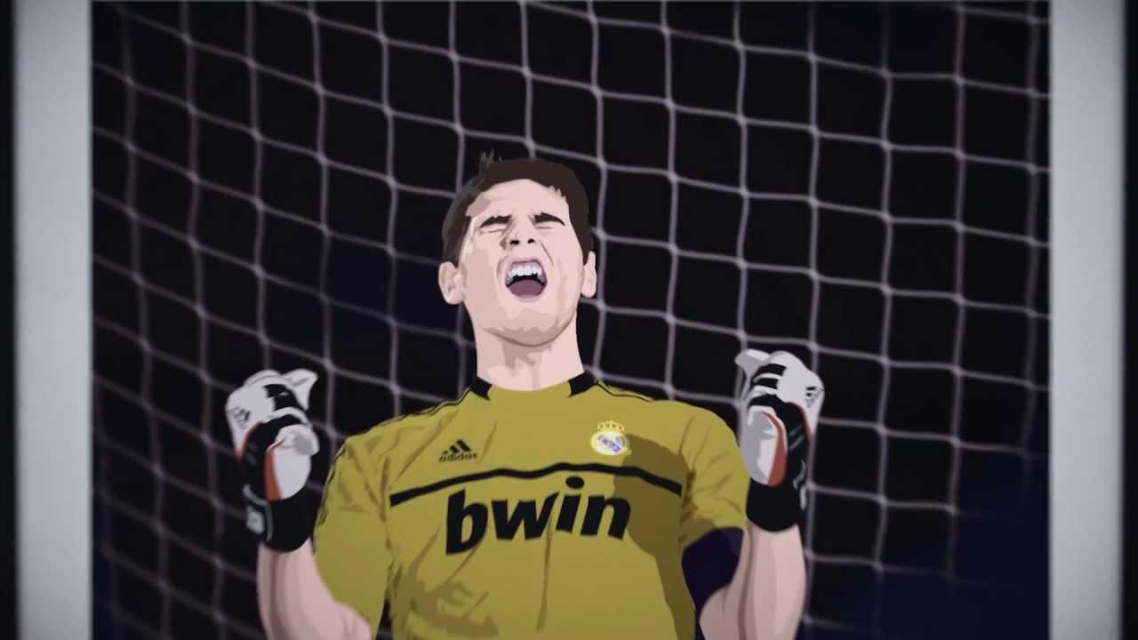 Casillas is all in