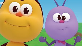 Download lagu Funny Mix To Sing with The Little Bugs! - Kids Songs & Nursery Rhymes | Bichikids
